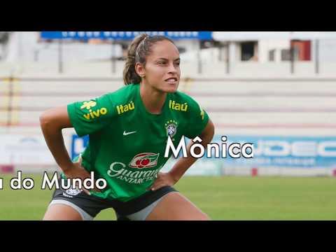 Copa do Mundo de Futebol Feminino: Marta é convocada para defender o Brasil