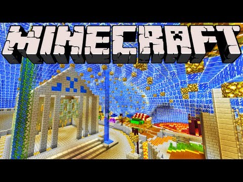 how to build a city in minecraft in no time