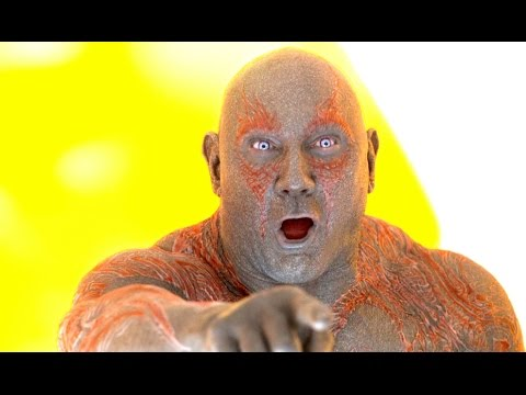 Guardians of the Galaxy Vol. 2 (Clip 'Drax's Big Laugh')
