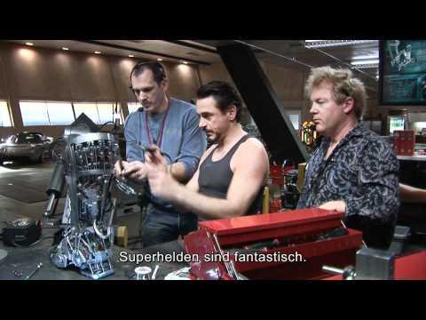 IRON MAN| Making of Iron Man: Realitätsbezug eng / ger sub