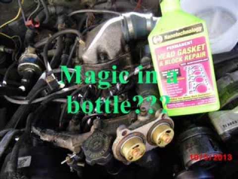 K&W Head Gasket Repair  10 5 13