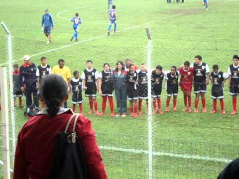 Atletas de Santa Mônica-PR em Vacaria-RS