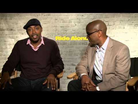 Ride Along: Will Packer and Tim Story Official Movie Interview