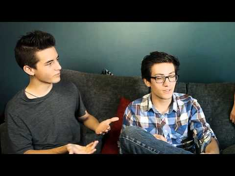 ColinandConnor - Watch the full interview here: http://www.youtube.com/watch?v=cjob7G-G7Jw http://www.youtube.com/colinandconnor ProTip: Work within whatever budget you have ...