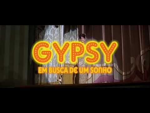Gypsy - Em Busca de um Sonho (1962)
