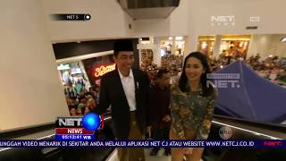 Video Begini Gaya Jokowi Saat Ngemall di Lombok - NET5 MP3, 3GP, MP4, WEBM, AVI, FLV Januari 2019
