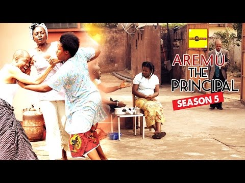 2016 Latest Nigerian Nollywood Movies - Aremu The Principal 5