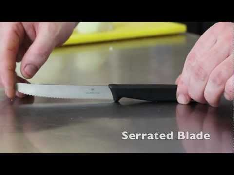 Chef Knives tomato knife