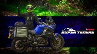2. Yamaha Super Ténéré - MotoGeo Review