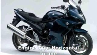 1. 2011 Suzuki GSX 1250FA - Specs & Info