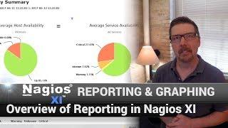 Start reporting in Nagios XI