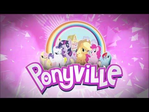 PonyVille musikk video(musikk av tix)