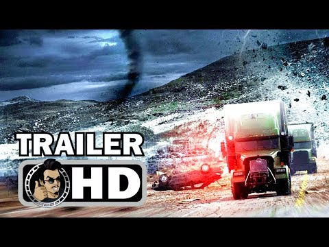 THE HURRICANE HEIST Official Trailer (2018) Maggie Grace Fun Action Movie HD