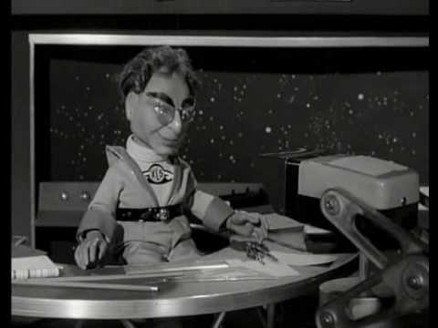 Fireball XL5: The Doomed Planet