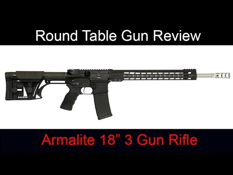 M153GN18 Review – Round Table Gun Reviews