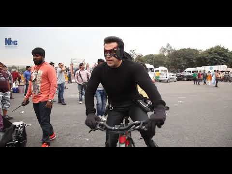 Kick Making - Delhi | Salman Khan | Sajid Nadiadwala