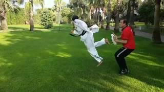 Servet Tazegul Training
