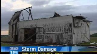 Van Wert (OH) United States  city photos gallery : Tornado in Van Wert Ohio