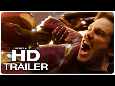 AVENGERS INFINITY WAR Iron Man Vs Star Lord Trailer (2018) Superhero Movie Trailer HD