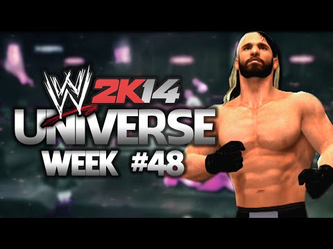 Universe - Wrestlemania go-home show in My WWE 2K14 Universe! ○ Most Recent Ep of Universe http://youtu.be/q8GgO30ZCLU ○ Sara Del Rey Defeat The Streak http://youtu.be/uD7TnQQKgX0 Buy WWE ...