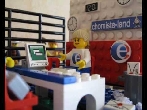 Convocation à Pôle Emploi en Lego