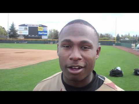 Baseball: Allen Riley on his Game-Winning Homerun