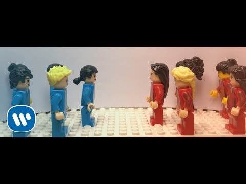 LEGO Dua Lipa - IDGAF Parody (видео)