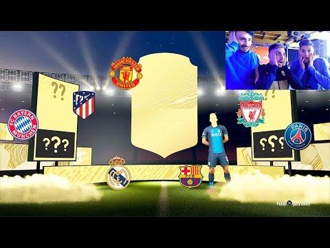 PRIMER PACK OPENING de ULTIMATE TEAM en FIFA 20 !!!! DjMaRiiO