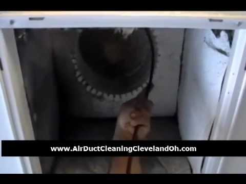 Cleveland Air Duct Cleaning How It Is Done