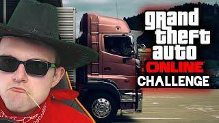Klettern mit LKWs • GTA Grand Theft Auto Online #216