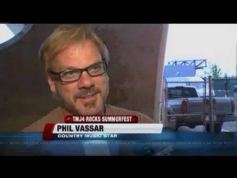 Vassar returns to Milwaukee festival he 'loves'