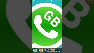 Como baixar whatsapp GB 2019 sem anuncios