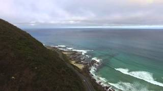 Great Ocean Road - Lorne Australia  city photos gallery : Phantom 3 drone over Great Ocean Road Lorne Victoria Australia