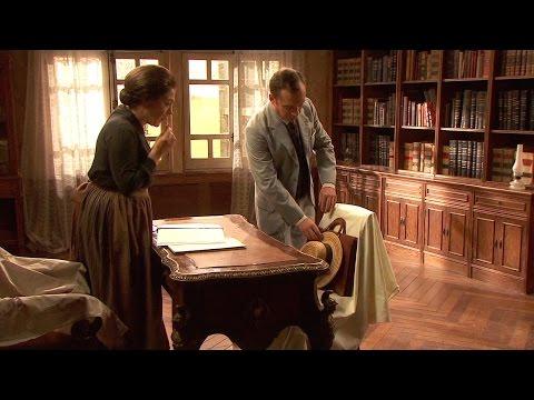 il segreto - un avvocato offre aiuto a donna francisca