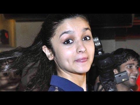 Alia Bhatt Learns Bharatnatyam For 'Two States'