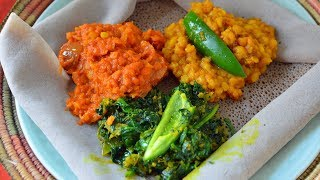 Recipes: https://richbitchcooking.com/2017/08/16/3-vegan-ethiopian-recipes/ Misir Wot (Vegan Spicy Lentils), Ater Kik (Vegan ...