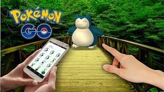 Pokémon GO Snorlax Nest Around My House by Pokémon GO Gameplay