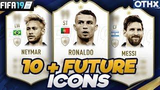 Video FIFA 19 | 10+ Current Football Players who will Become ICONS ft. Ronaldo, Messi, Neymar| @Onnethox MP3, 3GP, MP4, WEBM, AVI, FLV Oktober 2018