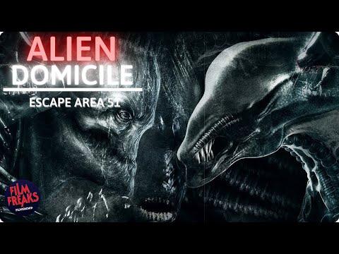 ALIEN DOMICILE - ESCAPE AREA 51 (2017) | Full Movie | BEST SCI-FI HORROR INDIE FILMS