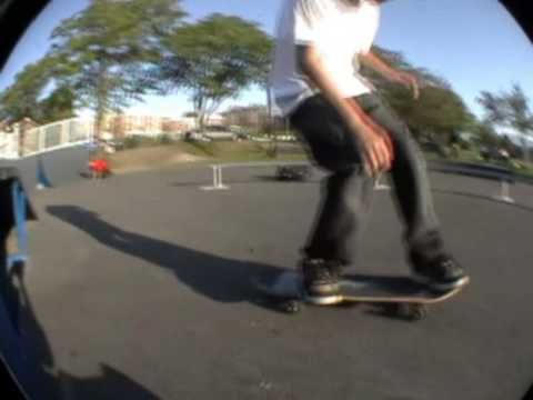 Ramped Slomo's at Winthrop Skatepark