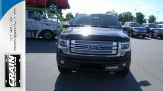 2013 Ford F-150 Little Rock AR Jacksonville, AR #3JT1590
