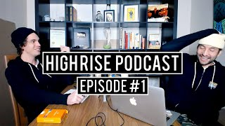 TROLLING SHECK WES, IG DELETING WEED ACCOUNTS, FYRE FEST: HIGHRISE PODCAST #1 by HighRise TV