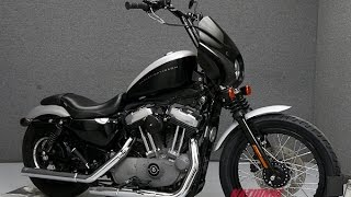 2. 2007  HARLEY DAVIDSON  XL1200N SPORTSTER 1200 NIGHTSTER   - National Powersports Distributors