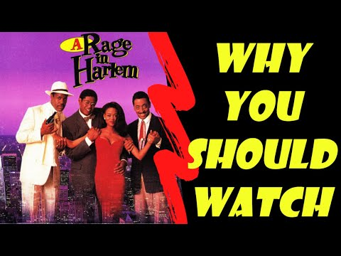Why You Should Watch: A Rage In Harlem