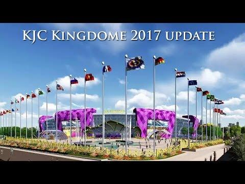 KJC kingdome Construction Update 2017