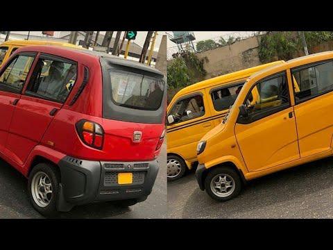 OKADA BAN: MINI BUS TO THE RESCUE ON LAGOS ROADS