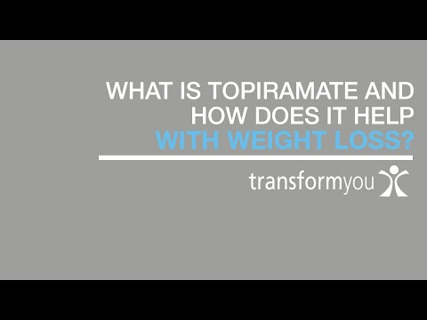 What is topiramate?