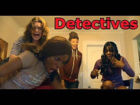 Detectives 😂COMEDY😂 (David Spates)