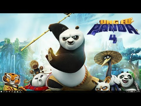 Kung Fu Panda 4 (2020) - UNOFFICIAL MOVIE TRAILER