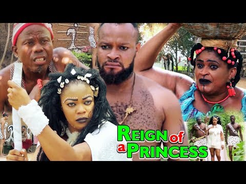 Reign Of A princess Season 1 & 2 - 2019 Latest Nigerian Movie
